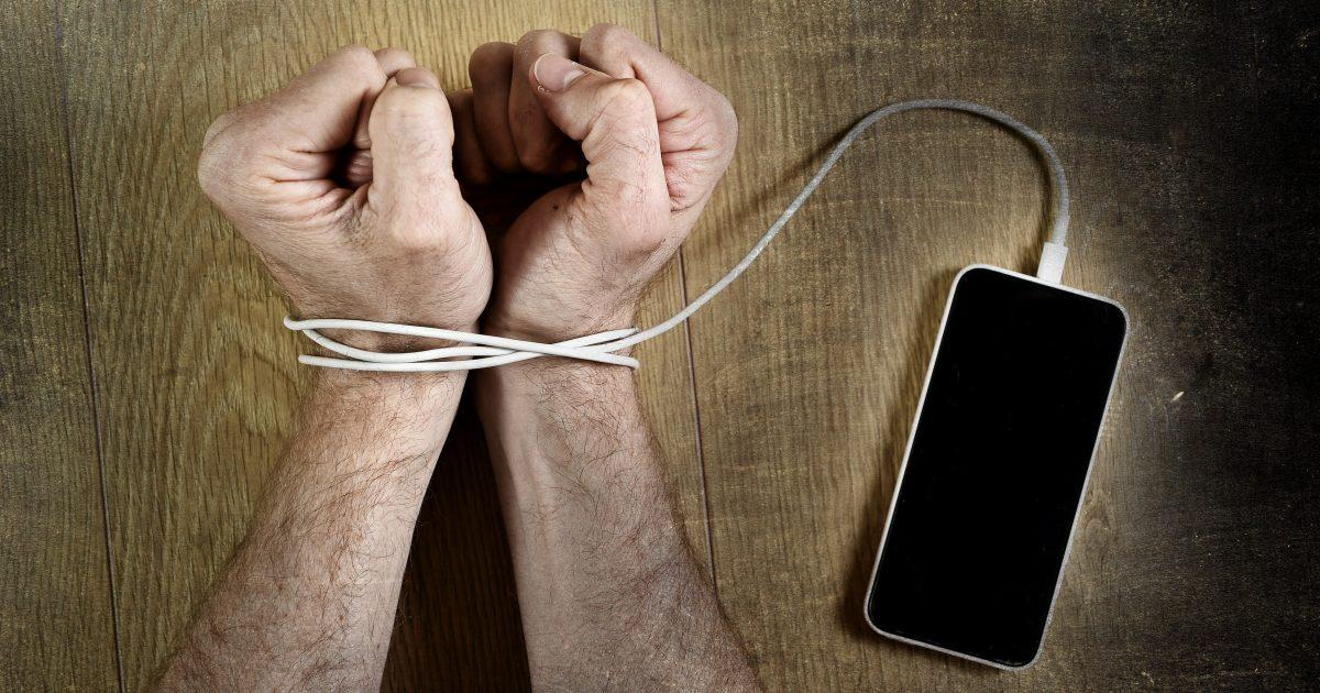 Kidnappad av din mobil