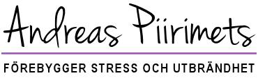 Andreas Piirimets - Förebygger stress och utbrändhet