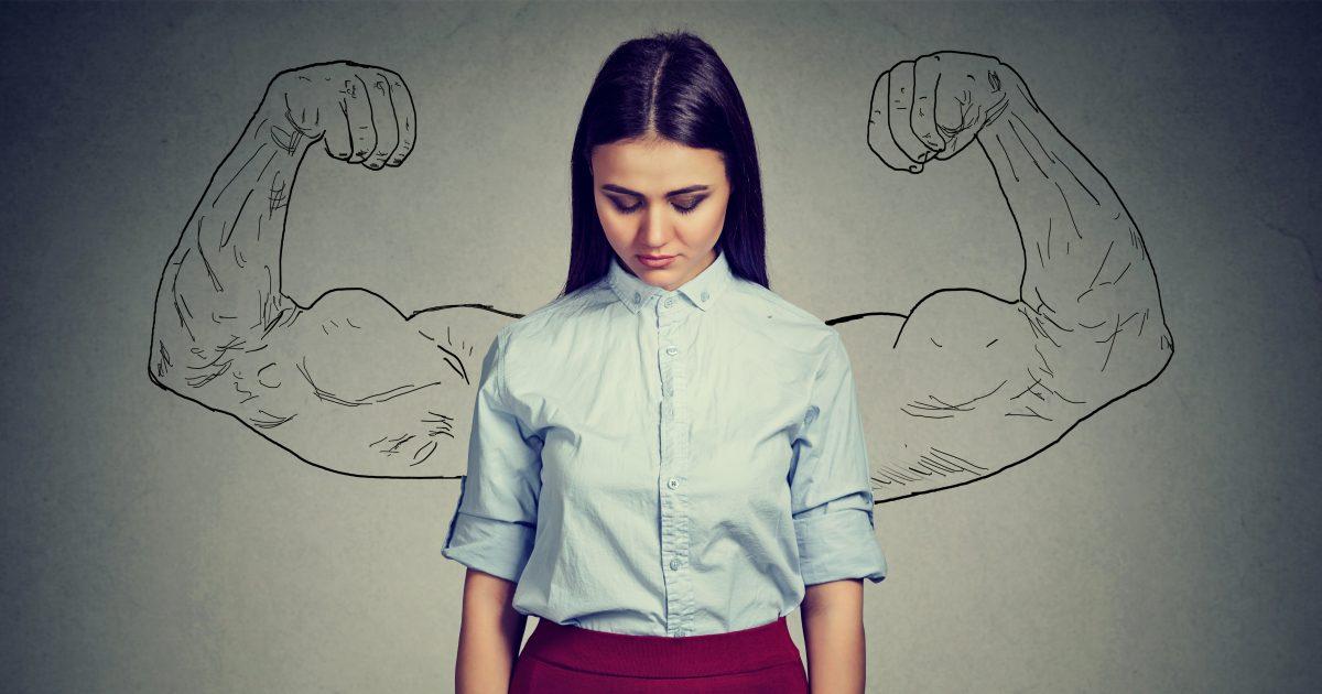 Du är stark