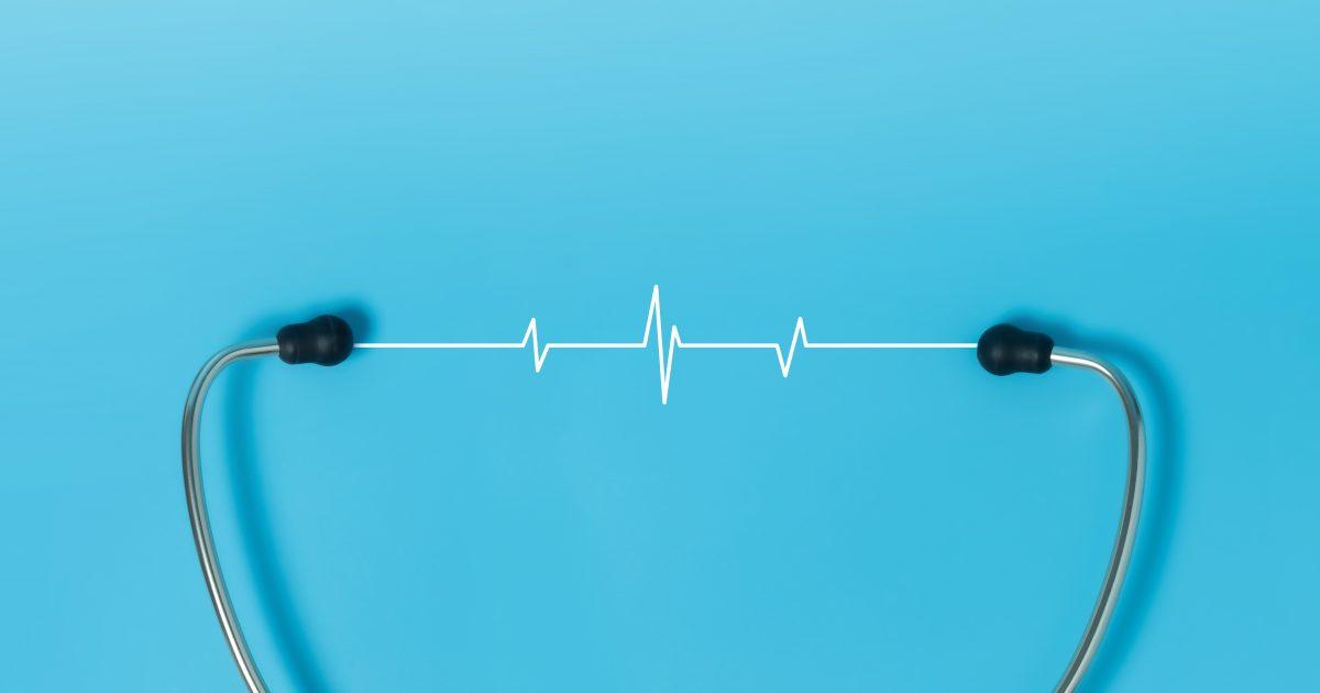 Stetoskop statistik stress